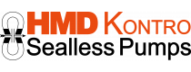 HMD Kontro Sealless Pumps Logo