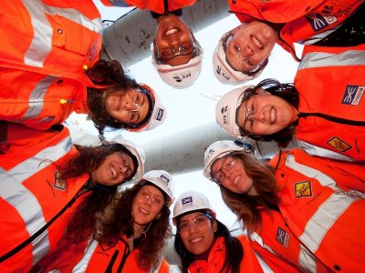 Crossrail Women engineers