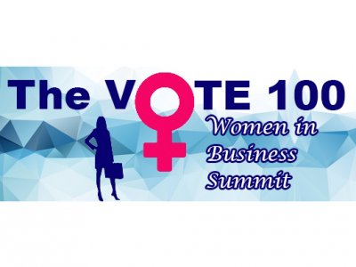 The Vote 100 Women in Business Summit