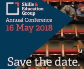 Education and Skills Conference - save the date