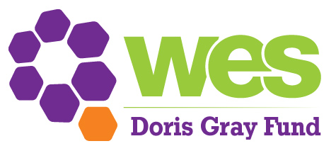 Doris Gray Fund logo